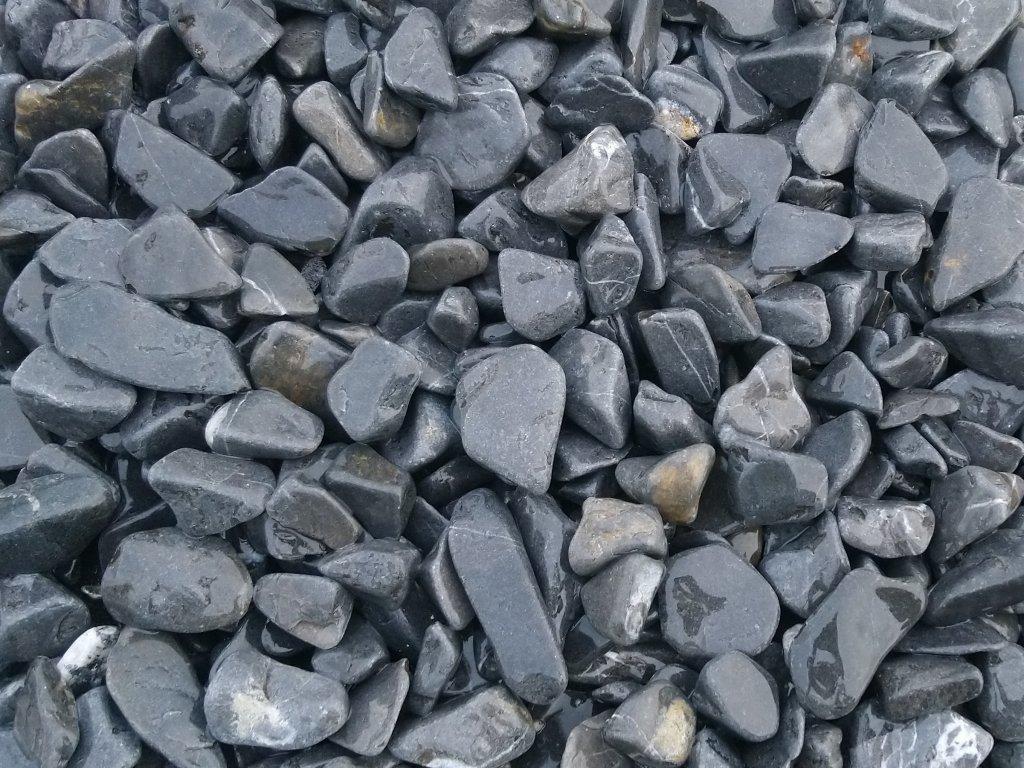 Gravel Devon - černohnědá - A5D