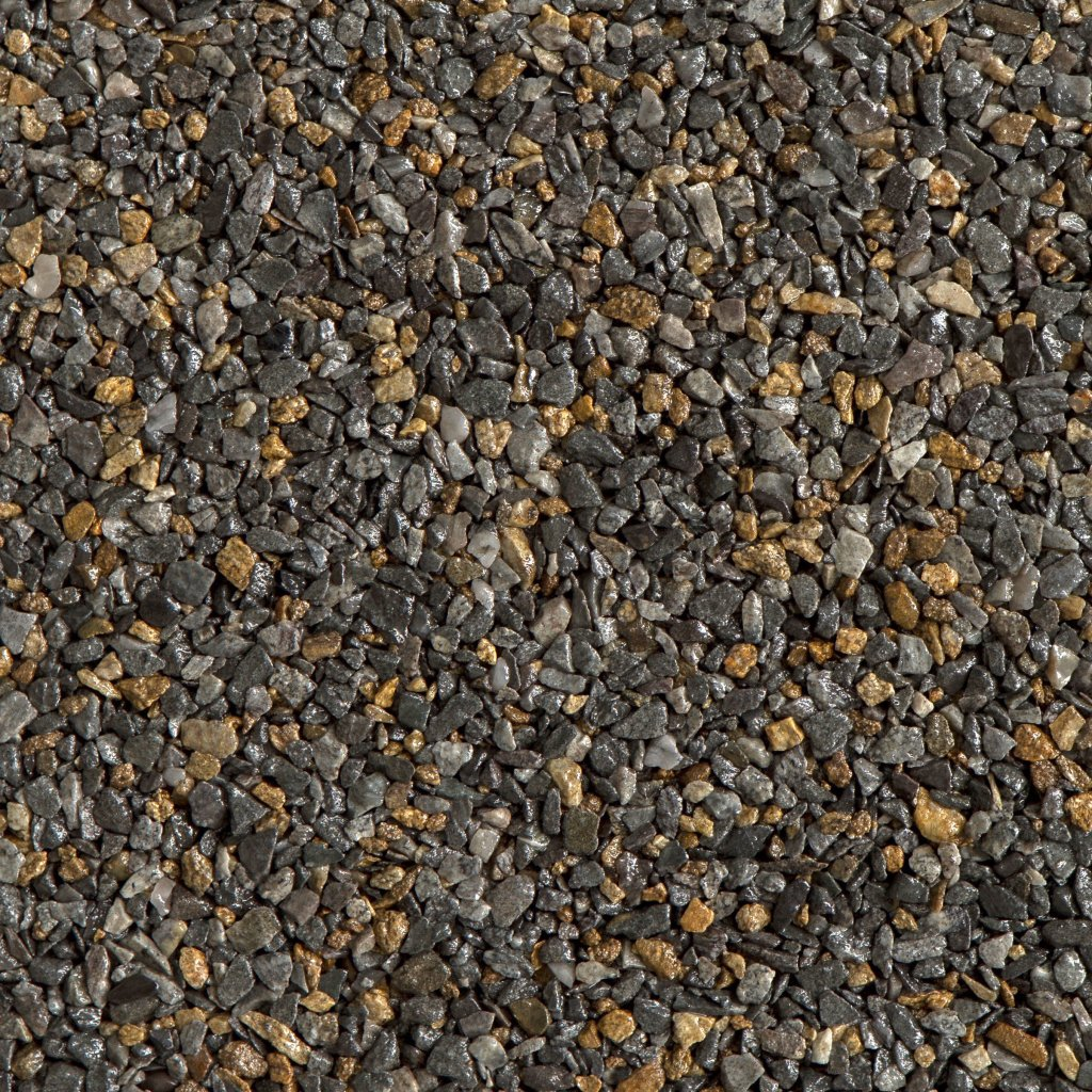 Gravel Sediment - šedozlatá - Frakce 4/8