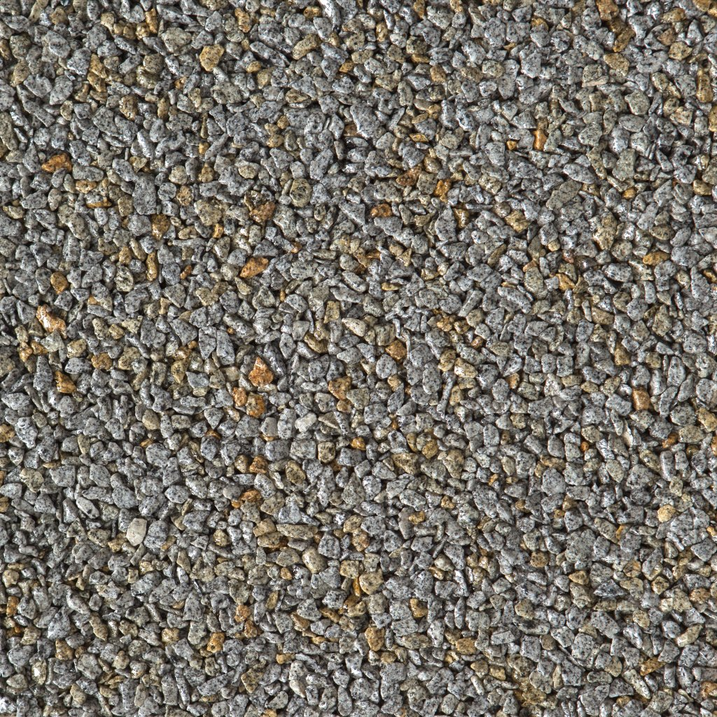 Gravel Granite - modrohnědá - Frakce 4/8