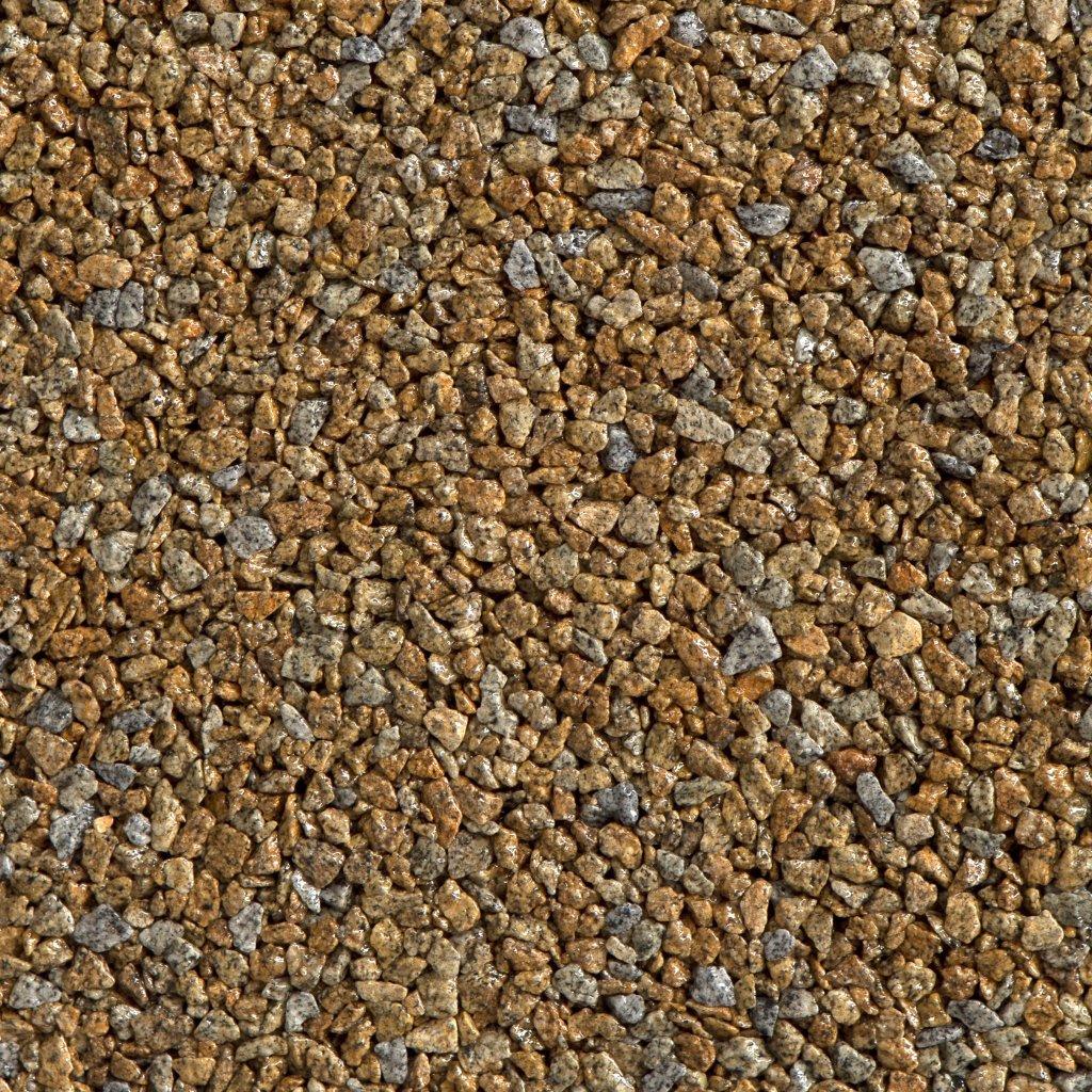 Gravel Granite - hnědomodrá - Frakce 4/8