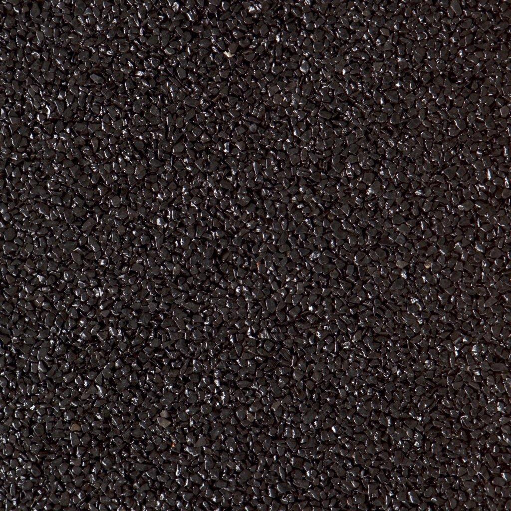 Gravel Marble - ebenově černá (Nero Ebano) - Frakce 3/5