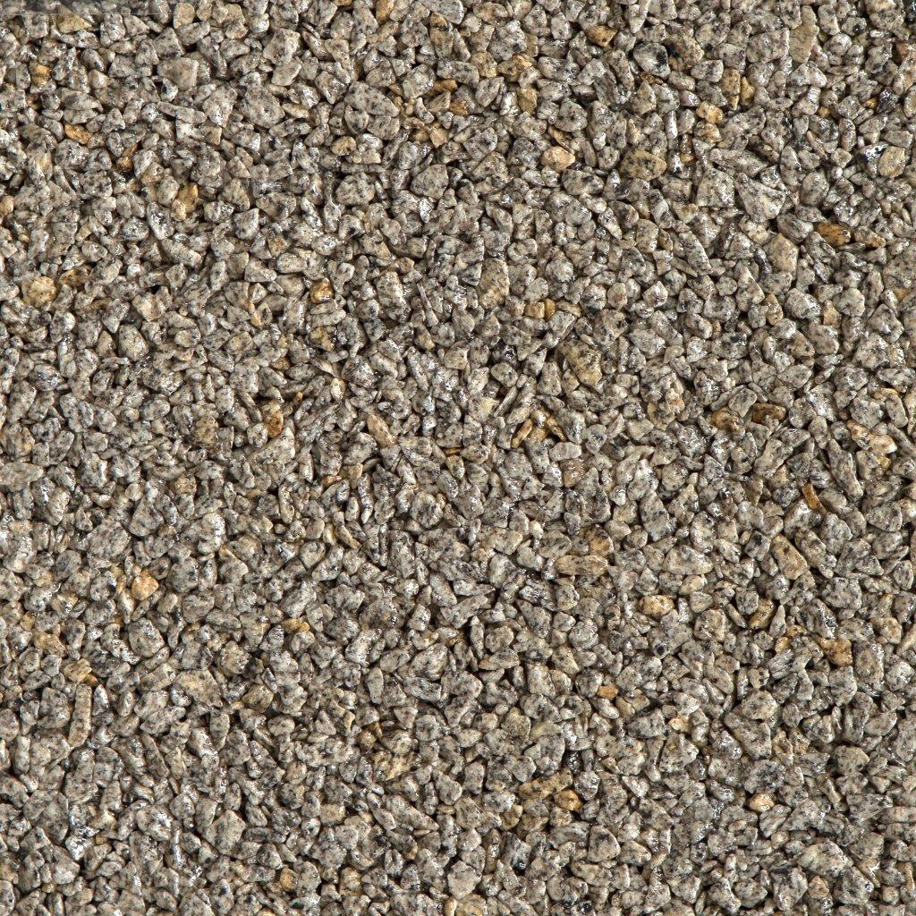 Gravel Granite - béžová - Frakce 4/8
